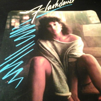 Flashdance Sound Track - Records