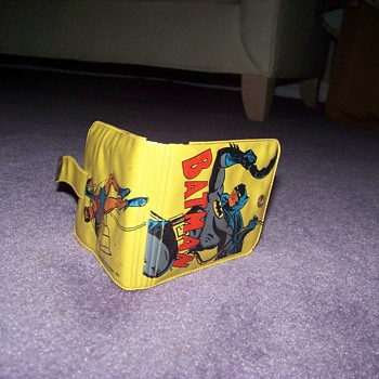 Batman Wallet - Comic Books