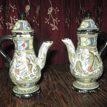 Molaroni Pesaro - Art Pottery
