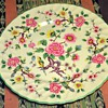 Staffordshire Plates - Old Foley - James Kent - Chinese Roses