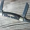 vintage solingen tree brand boker large congress knife.