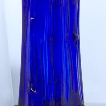 Large vintage vase