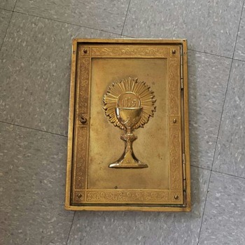 Tabernacle door