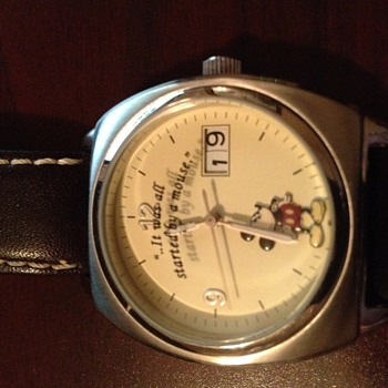 Can anyone identify this watch and value?