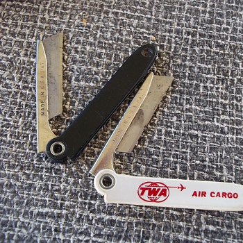 AIRLINE KNIVES