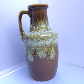W German stoneware