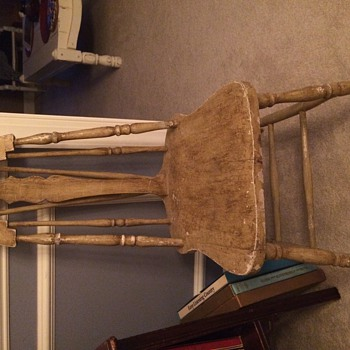 What type (style) chair is this? Maker and year?