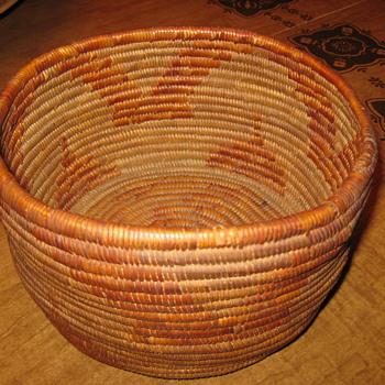 Native American Baskets - Native American