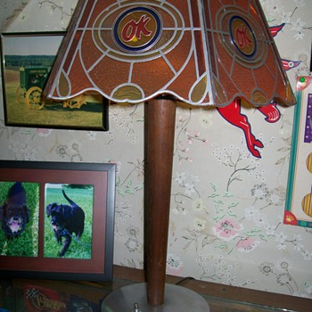 OK used cars lamp
