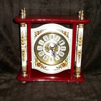 Another clock treasure - Clocks