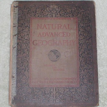 1902 National Advanced Geography