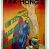 """Original Fak Hong """"Hara-Kiri"""" Stone Lithograph Poster"""