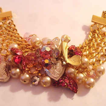 Twisted Sisters ~ Favorite Vintage Re-claimed Jewelry Designers