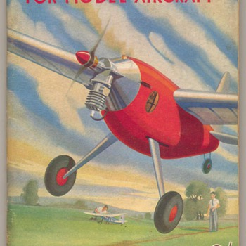 1943 - Petrol Engines for Model Aircraft - Paper