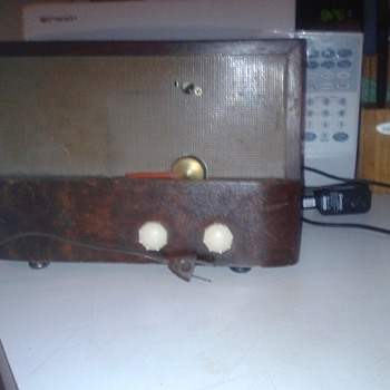 antique radio - Radios