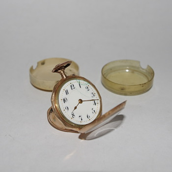 Lady&#039;s Pocket Watch - Pocket Watches
