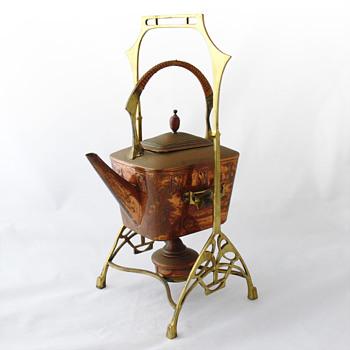 Teapot (WMF ca. 1900)