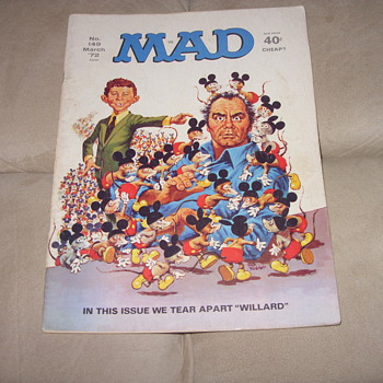 no 149 march 1972 mad magazine