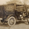"""Rare & Odd Large Antique (1912) Occupational Photo of """"Lice & Fly Destroyer""""!"""
