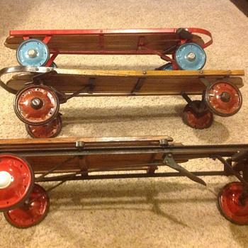 FLEXY RACERS ( CIRCA 1938 to 1970 )