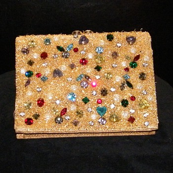 Nettie Rosenstein Clutch