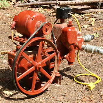 Dominion Belt-Drive Dual-Piston Electric Water Pump