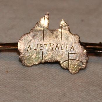 Australian brooch