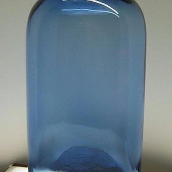 1 gallon cobalt bottle - Bottles