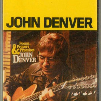 """John Denver"" - Cassette Tape - Records"