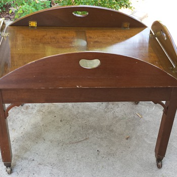 2 in 1 coffee table