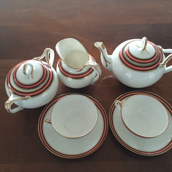 Mum's china tea set  - China and Dinnerware