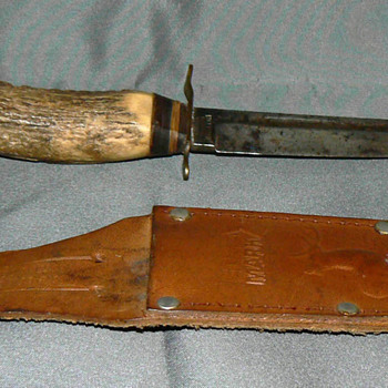 Solingen Hunting Knife #461 - Tools and Hardware