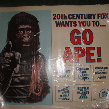Planet of the Apes - Posters and Prints