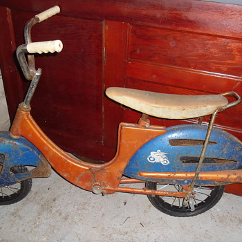mystery vintage kid bike - Sporting Goods