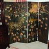Antique Screen, Oil on Cavvas