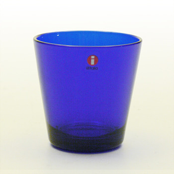 KARTIO glasses, Kaj Franck (Iittala, since 1993) - Art Glass