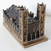 Model of the Notre Dame Basilica, Montreal, PQ, Canada