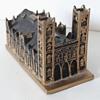 Model of the Notre Dame Basilica, Montreal, PQ, Canada