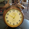 Vintage CucKoo Alarm Clock, Copper (pre War?)