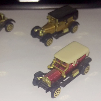 Toy car Collection found in Grandparents Attic