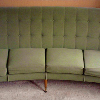 my lovely inherited settee - Furniture