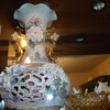 Vintage Capodimonte Vase