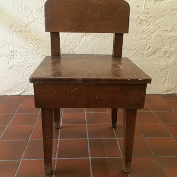 Vintage Sit-Rite Adjustable Piano chair