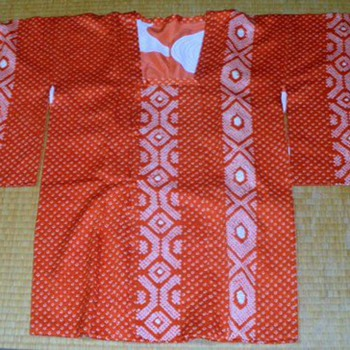Vintage Japanese Haori - Womens Clothing