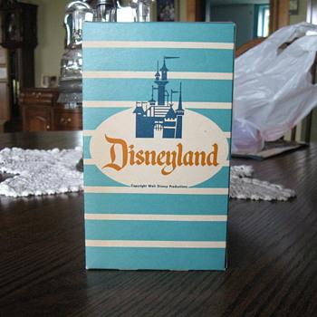 Old Disney popcorn box