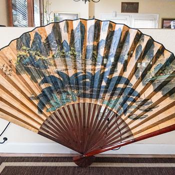 Large Fan - Asian