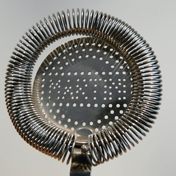 UNO STRAINER MARTINI C. CAUDANO TORINO - Advertising