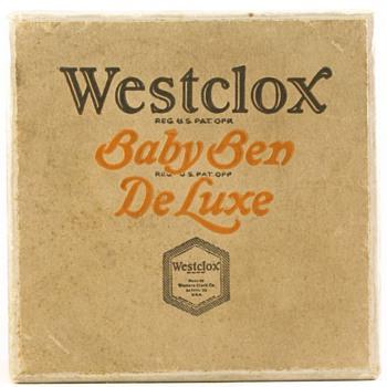Box for Baby Ben style 2 - Clocks