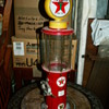 Texaco mini gas pump