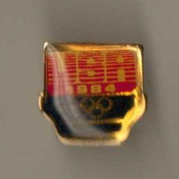1984 - USA Olympic Games Lapel Pin
